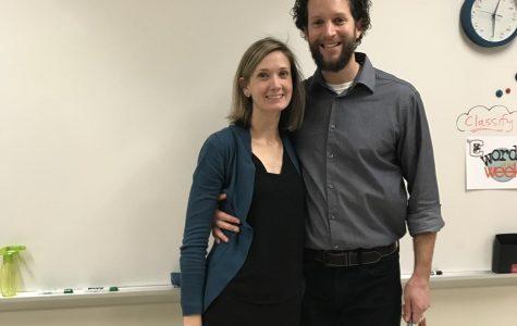 CHS Teacher Couples: Mr. and Mrs. Rossello