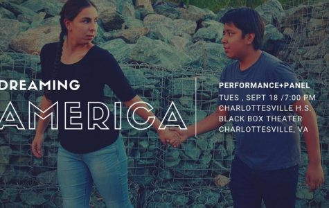 Dreaming America: A Celebration of Charlottesville's Immigrants Comes to the Black Box Theater