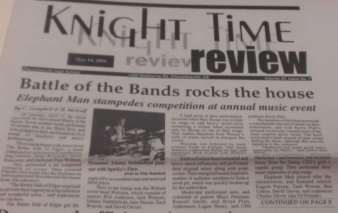 Reviving a Long Lost CHS Tradition: The Battle of the Bands