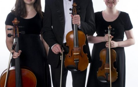 C.H.S.O. Quartets Beat out Adult Musicians for Best in Cville