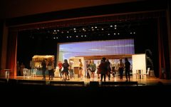 "Here We Go Again: Another Exciting Theater C.H.S. Production of ""Mamma Mia"""
