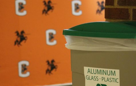 Recycling and Composting? Not at CHS!