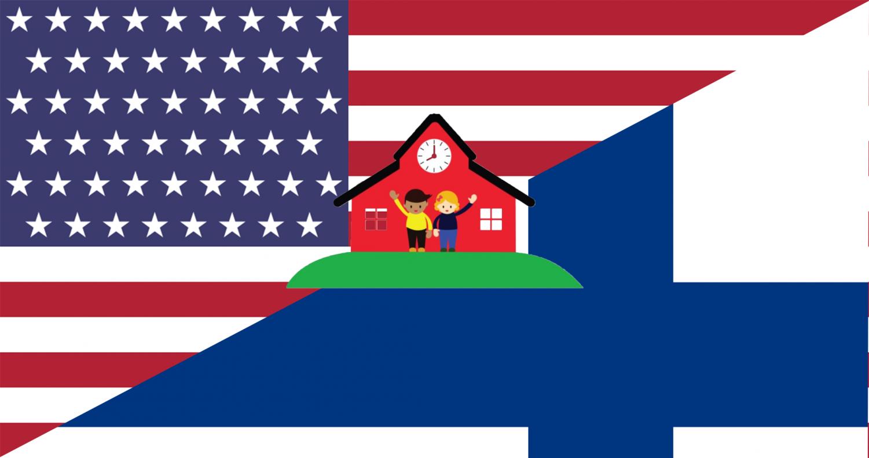 U.S  vs. Finland, photo credit: Connor Jackson