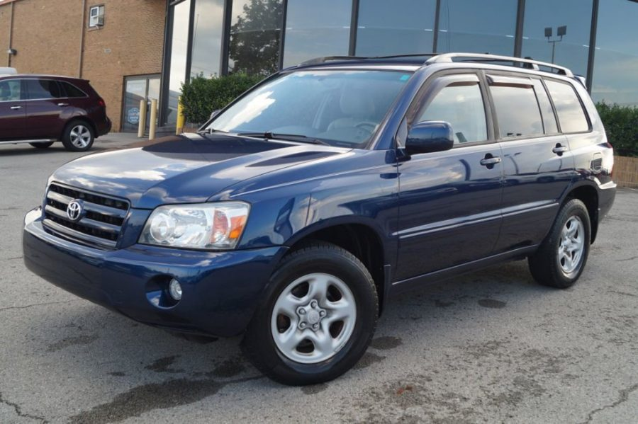 Winner of the best car search, is the 2007 Toyota Highlander.