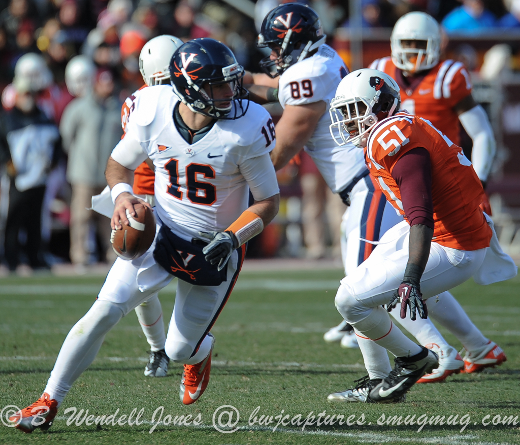 U.Va. won the Commonwealth Cup for the first time in 15 years in a decades long rivalry against Virginia Tech.