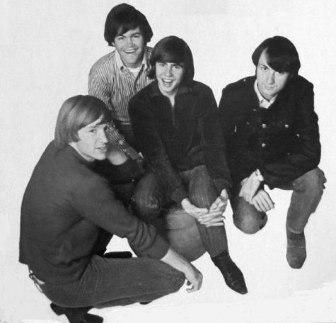 The band from this album's photo session. Picture taken in 1967.