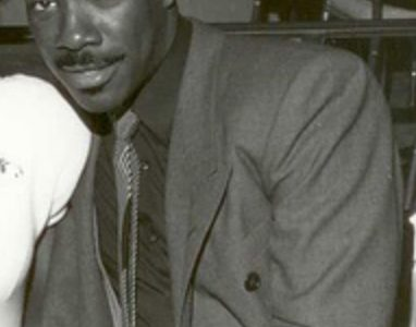 A picture of Eddie Murphy, the lead of The Distinguished Gentleman