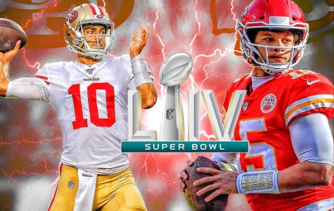 Jimmy Garropalo (Left) and Patrick Mahomes (Right) faced off on Sunday in the Super Bowl