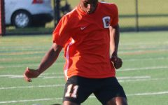 Said Osman has become one of C.H.S.'s best soccer players.
