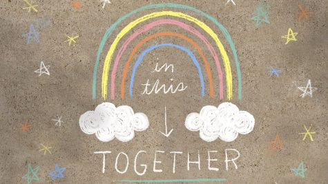 Chalk art is great hobby, and a way to spread positive messages.