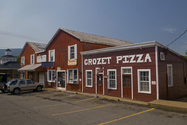 Interview with Mike Alexander, Co-Owner of Crozet Pizza