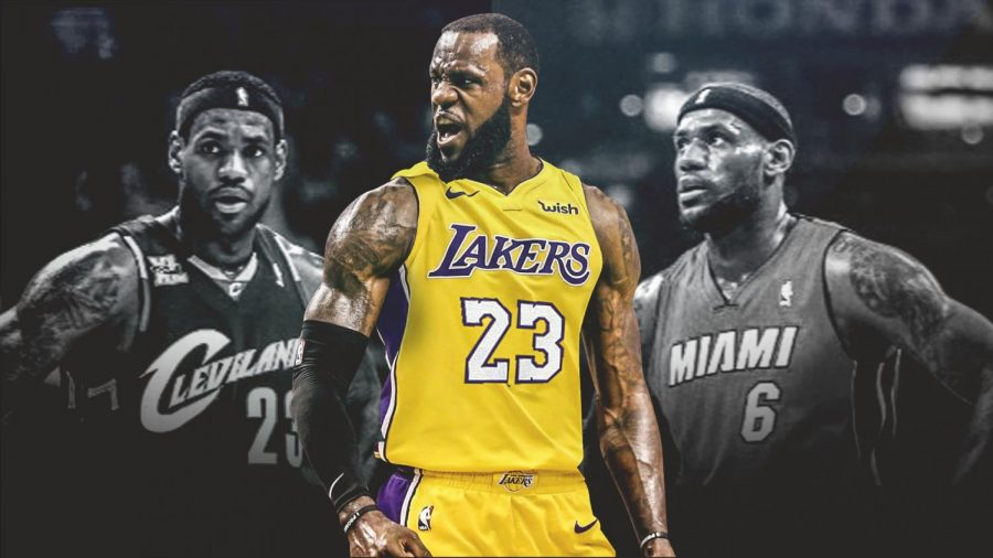 2003 to 2020 – Lebron James' Career Over the Course of Our Lives