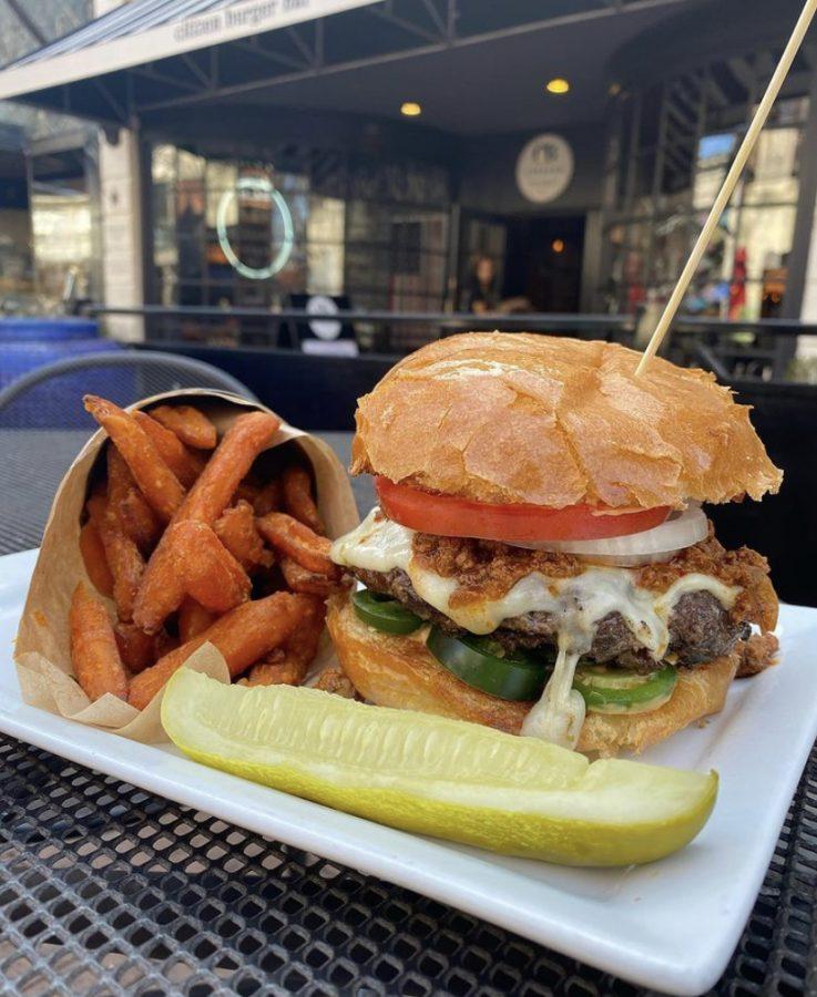 Charlottesville's Best Burger?