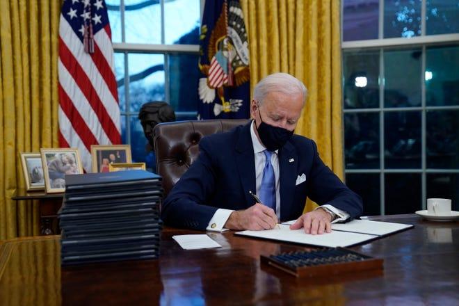 Joe Bidens Upcoming Legislative Agenda