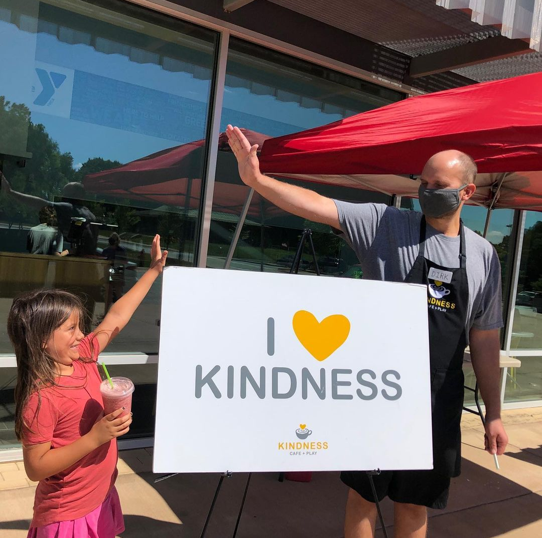 Cville Cafe Serves up Kindness