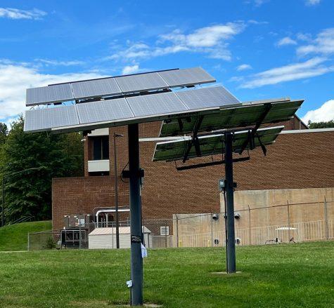 CHS: an environmentally friendly school?