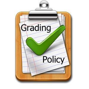 New Grading Policies